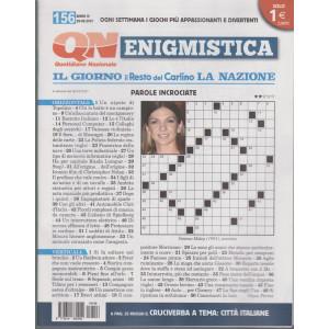 Enigmistica - n. 156 - 22/2//2021- settimanale
