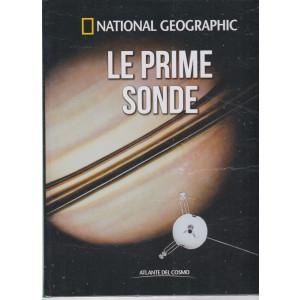 National Geographic   -Le prime sonde -  n. 32  - settimanale- 21/5/2021 - copertina rigida