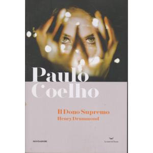 I Libri di Sorrisi 2 - n. 20 - Paulo Coelho -Il Dono Supremo- 6/4/2021- settimanale  - 69   pagine - copertina flessibile