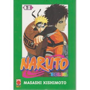 Naruto color - n. 29  settimanale -