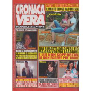 N.Cronaca Vera - n. 2529-16  febbraio  2021- settimanale di fatti  e attualità