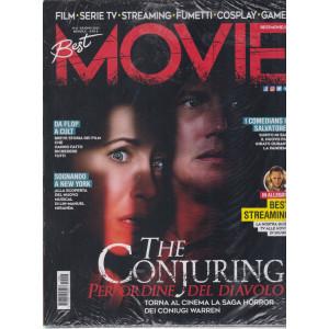 Best Movie - n. 6   -giugno  2021 - mensile + Best Streaming 2021 - 2 riviste