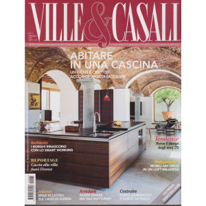 Ville & Casali - mensile n. 1 -  gennaio 2021