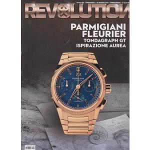 Revolution - n. 55 - 26 marzo 2021 - primavera - trimestrale