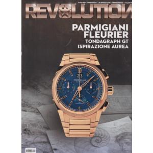 Abbonamento Revolution (cartaceo  trimestrale)