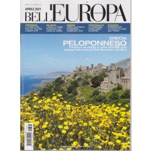 Bell'europa e dintorni - n. 336 - mensile -aprile   2021
