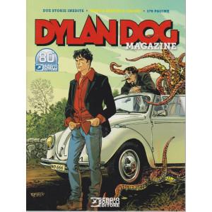 Dylan Dog magazine-  n. 168 - 24 gennaio 2021 - 176 pagine