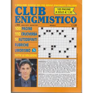 Club enigmistico - n. 665 - marzo 2021 - mensile - 100 pagine