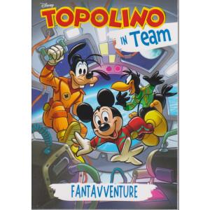 Paperino In Team - N°89 -Fantavventure - bimestrale - 3 marzo 2021