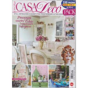 Casa Decò - n. 1 - bimestrale - maggio - giugno 2021 -230 pagine -  2 riviste