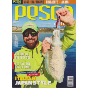 Abbonamento Pesca da Terra (cartaceo  mensile)