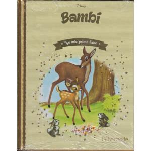 Le mie prime fiabe - Bambi - quarta uscita - 15/9/2021 - settimanale - copertina rigida