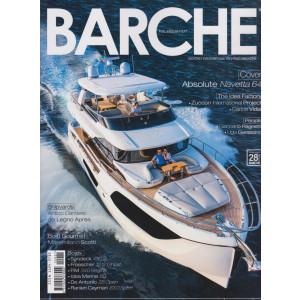Barche - n. 1   - mensile - gennaio 2021 - italiano - inglese