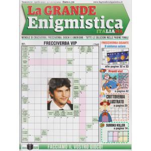 La Grande enigmistica italiana - n. 10 - aprile 2021 - mensile