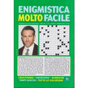 Enigmistica molto facile - n. 104 - bimestrale -gennaio - febbraio 2021