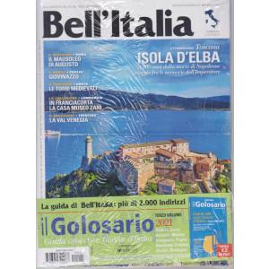Bell'italia +Il Golosario - Guida alle cose buone in Italia - n. 421 - mensile - maggio 2021 - rivista + Il Golosario