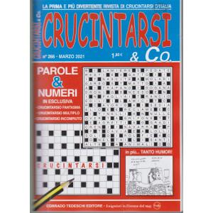 Crucintarsi & Co. - n. 266 -marzo 2021 - mensile