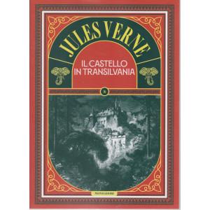 Jules Verne -Il castello in Transilvania -  n. 86 -4/5/2021 - settimanale - 187  pagine