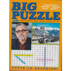 Big Puzzle - n. 96 - trimestrale -gennaio - marzo 2021