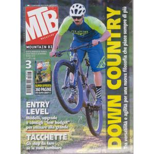 Mtb Magazine - n. 3 - mensile - marzo  2021+ MTB Super carnet