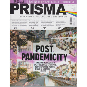 Prisma - n. 31 - giugno  2021 - mensile