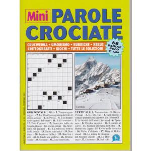 Mini Parole Crociate - n. 50- bimestrale - Gennaio - febbraio 2021 - 68 pagine