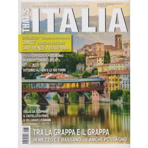 That's Italia - n. 39 - dicembre - gennaio 2020 - bimestrale
