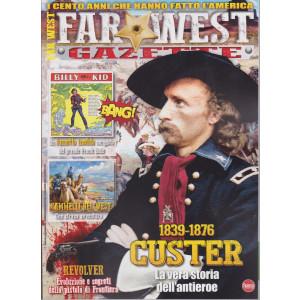 Far West Gazette - n. 21 - trimestrale - febbraio - aprile 2021