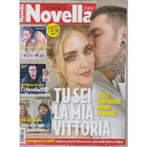 Novella 2000  - + Visto - n. 12 - settimanale - 11 marzo  2021- 2 riviste
