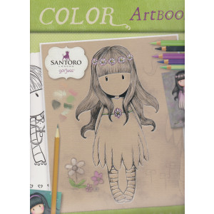 Color Artbook - Gorjuss - n. 4 - 3/3/2021 - bimestrale -