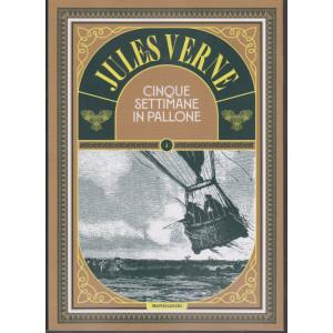 Jules Verne - Dalla terra alla luna - n. 65 - 08/12/2020 - settimanale