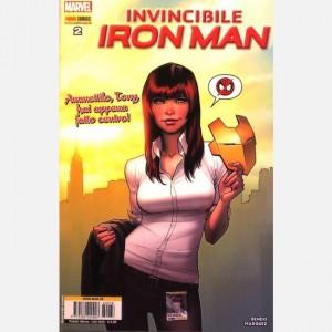 IRON MAN 38 - INVINCIBILE IRON MAN 2 - Marvel Italia