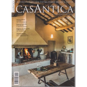 Casantica - n. 105 -mensile - ottobre  2021