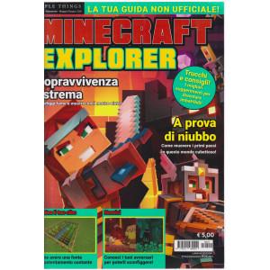 Minicraft explorer - n. 19 - bimestrale - maggio - giugno 2021