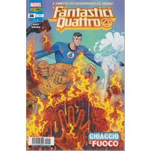 Fantastici quattro - Ghiaccio e fuoco - n. 411 - mensile - 14 gennaio 2021