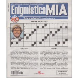 Enigmistica Mia - n. 6 - 8 febbraio 2021- settimanale