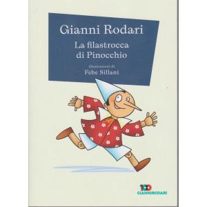 Gianni Rodari -La filastrocca di Pinocchio- n. 14 - settimanale - 130 pagine