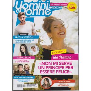 Uomini e Donne Magazine - n. 9 - settimanale -19 marzo 2021