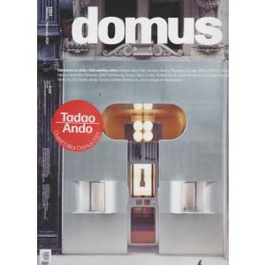 Domus -    mensile  - n. 1054 - febbraio  2021 -  italiano -  inglese