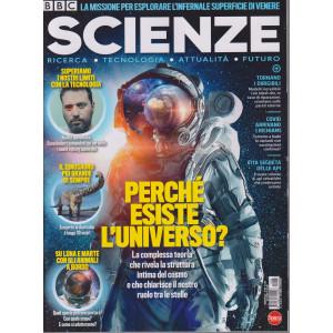 Scienze - n. 88 - bimestrale - ottobre - novembre 2021