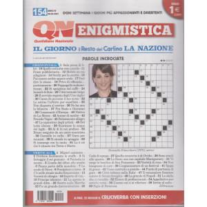 Enigmistica - n. 154 -8/2//2021- settimanale