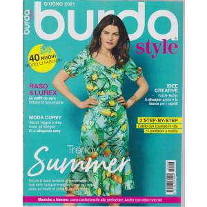 Burda style -  n. 6 - giugno 2021 - mensile