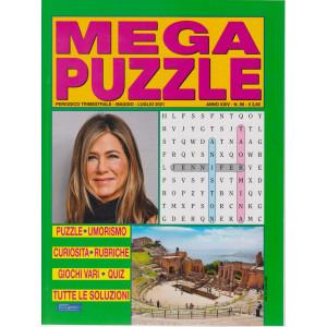 Mega Puzzle - n. 89 - trimestrale -maggio - luglio  2021