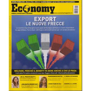 Economy - n. 49 - mensile -ottobre  2021 -