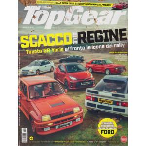 Bbc Top Gear - n. 160 - aprile  2021 - mensile