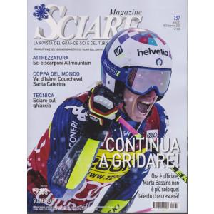 Sciare magazine - n. 737 - 15/31 dicembre 2020- quindicinale