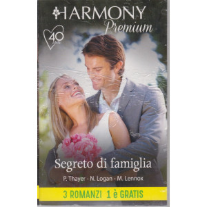 Harmony Premium -Segreto di famiglia - n. 196 - bimestrale - marzo 2021