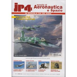 Jp4  - Mensile di Aeronautica e Spazio - n. 3 - marzo 2021 - mensile