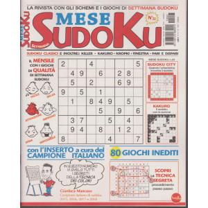Settimana Sudoku Mese - n. 23 - mensile - 15/1/2021