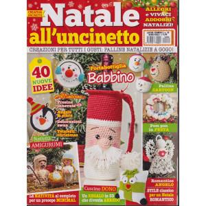 Lavori Femminili - Natale all'uncinetto - n. 50 - bimestrale